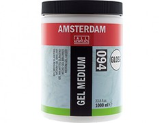 Lesklé médium gel AMSTERDAM 1000ml
